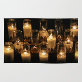 church candles Rug