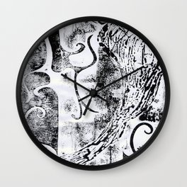 As Yet Unknown Wall Clock