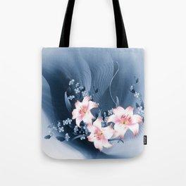 Lilien - lilies Tote Bag