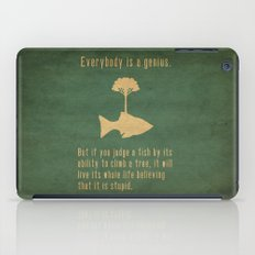 Einstein iPad Case