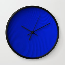minimal abstract 008 by Subtle Design Wall Clock