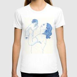 Portrait of a Father T-shirt