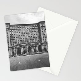 Decay Central Stationery Cards