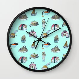 Cateteria Wall Clock