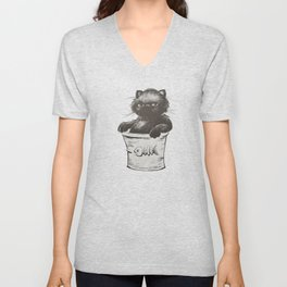 Bucket of Disappoint Unisex V-Neck