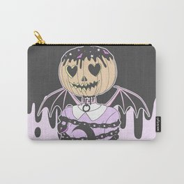 Pumpkin Ghoul Carry-All Pouch
