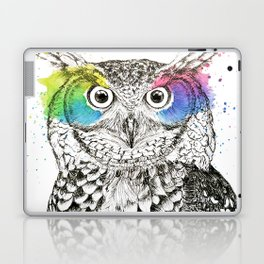 Owl II Laptop & iPad Skin
