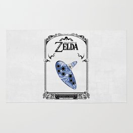 Zelda legend - Ocarina of time Rug