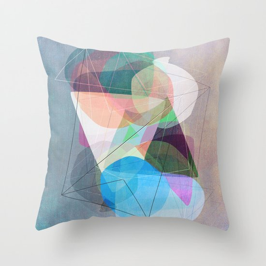 Graphic 117 X Throw Pillow