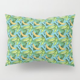 Plantain Paradise Pattern - For true plantain fans Pillow Sham