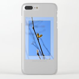 Pair of Life Clear iPhone Case