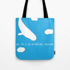 Against All Probability Tote Bag