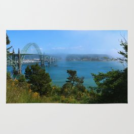 Bridge Over Calm Waters Rug