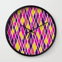 Court-Jester 2 Wall Clock