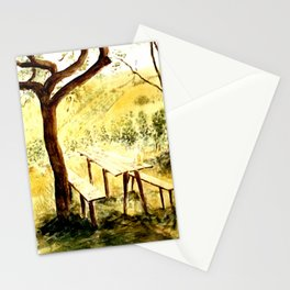 Wineyards Stationery Cards