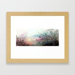 Wastelands Framed Art Print
