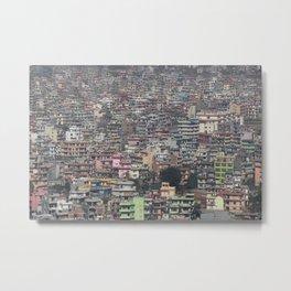 Kathmandu Metal Print