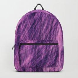 Purple Fir Fractal Backpack