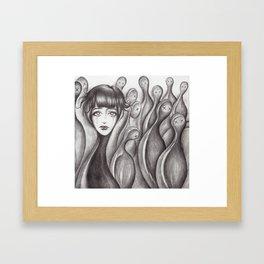 Assimilation Framed Art Print
