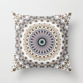 SHAUNA-NICOLE V Throw Pillow