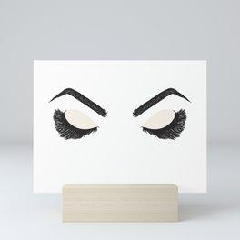 Artisan Lashes & Brows Mini Art Print