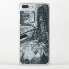 Dead Run Clear iPhone Case