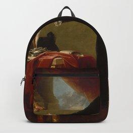 George Washington Painting Backpack