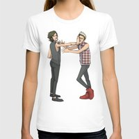 nope T-shirts featuring Nope. by Ashley R. Guillory