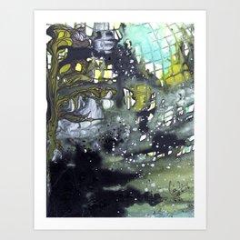 biosphere Art Print
