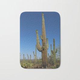 In The Sonoran Desert Bath Mat