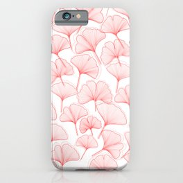 Ginkgo biloba iPhone Case