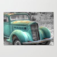 car Canvas Prints featuring Car by Kent Moody