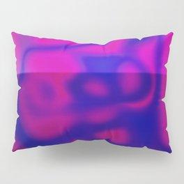 Blue Color Leak Pillow Sham