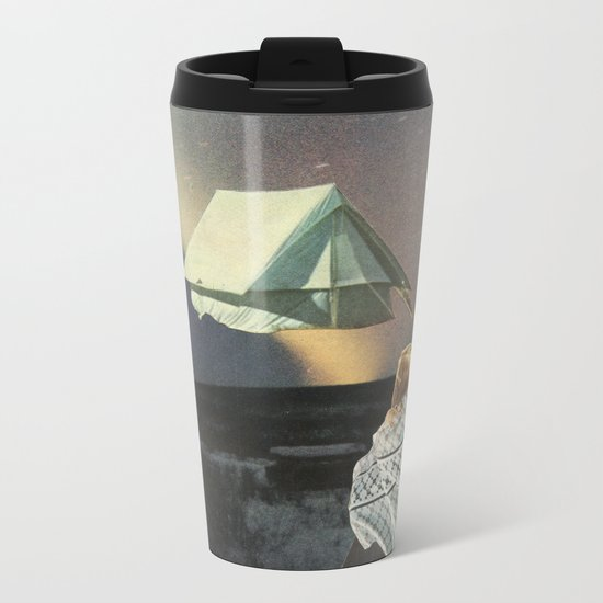 Tent Metal Travel Mug