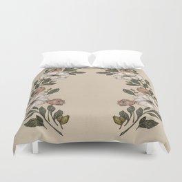 Floral Laurel Duvet Cover