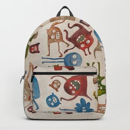 Critters Backpack