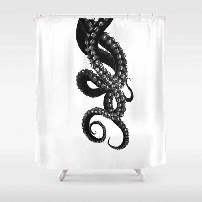 Get Kraken Shower Curtain By Alrkeaton