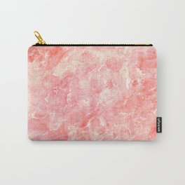 Art Deco Pink Carry-All Pouch