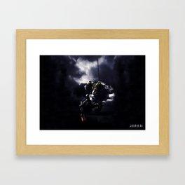Poster - Knight Framed Art Print