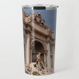 Trevi Fountain IV Travel Mug