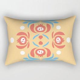 Pomegranates Rectangular Pillow