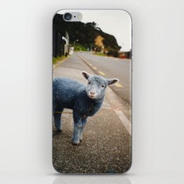 Blue? Sheep? iPhone Skin