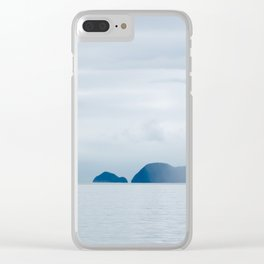 Mountains in the Mist Clear iPhone Case