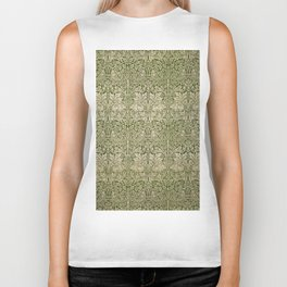 "William Morris ""Brer rabbit"" 4. Biker Tank"