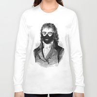 bdsm Long Sleeve T-shirts featuring BDSM XXIII by DIVIDUS