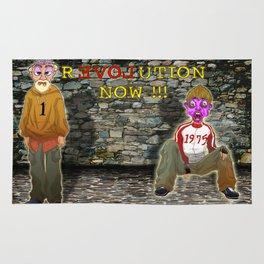 rEVOLution now Rug