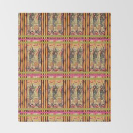 Buena Vida/ Fiesta Throw Blanket