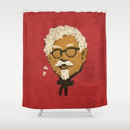 The Kernel Shower Curtain