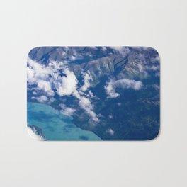 Aerial Alaska Bath Mat