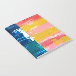 Desert Abstraction Notebook